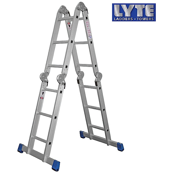 Lyte Aluminium Multi Purpose Ladders