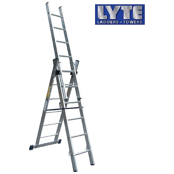Lyte Professional Combination Ladders
