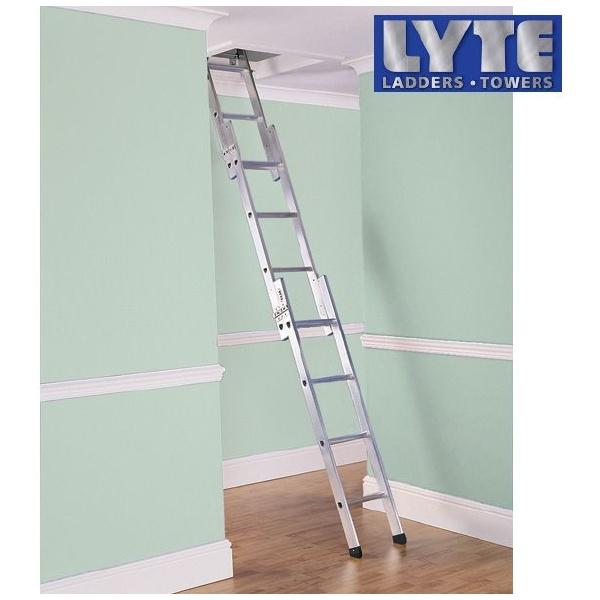 Lyte Deluxe Easiloft Loft Ladders