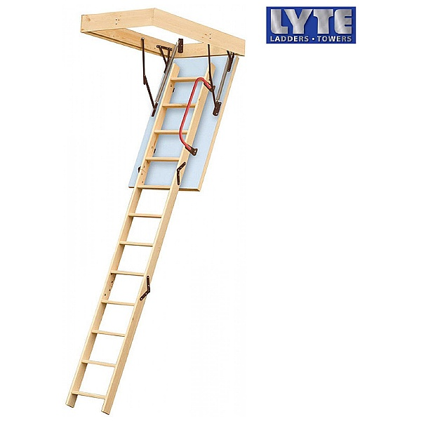 Lyte Easiloft Timber Loft Ladders