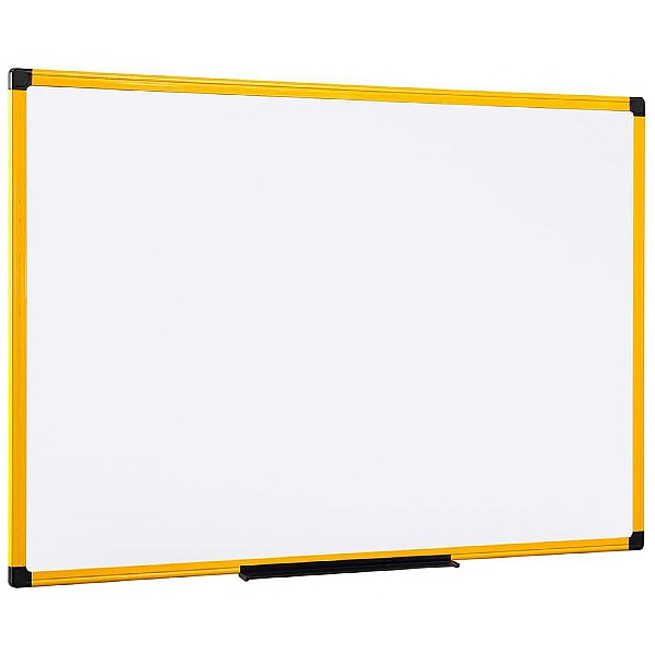 Bi-Office Industrial Ultrabrite Magnetic Whiteboard
