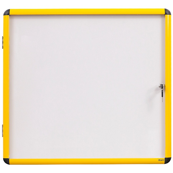 Bi-Office Industrial Ultrabrite Tamperproof Magnetic Whiteboard
