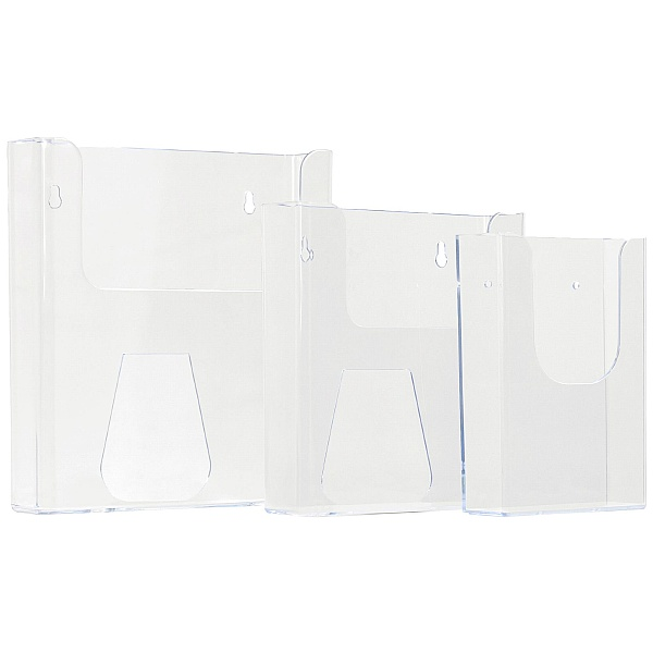 Bi-Office Acrylic Leaflet Dispensers