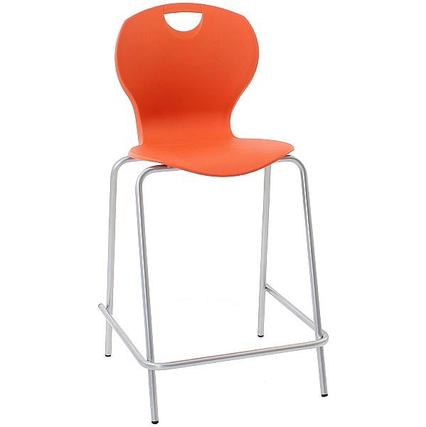 Evo Polypropylene Classroom Stools
