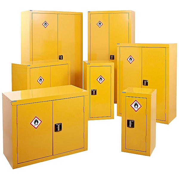 Express Hazardous Flammable Substance Cupboards