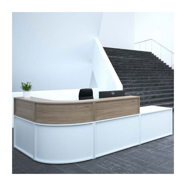 NEXT DAY Flex Modular Reception Desk