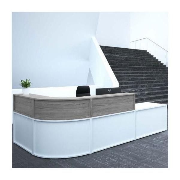 Flex Modular Reception Desk