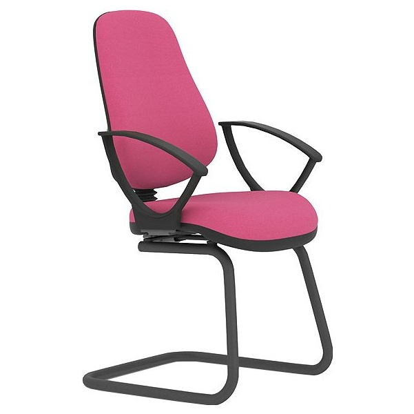 Pledge Topaz Lite Cantilever Visitor Chair