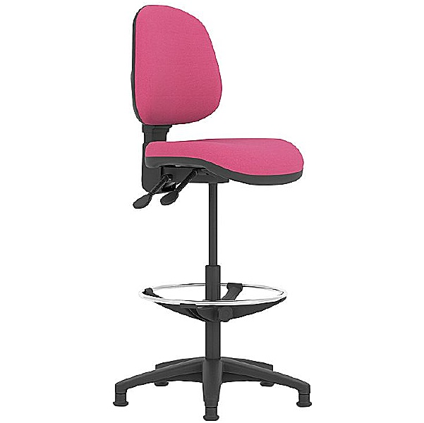 Pledge Topaz Lite Draughtsman Chair