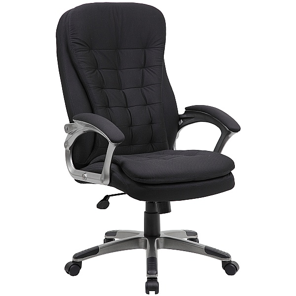 Milan Fabric Manager Chair