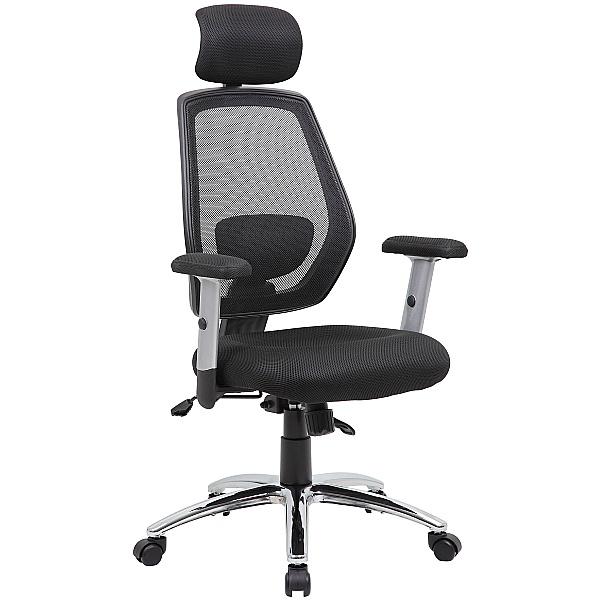 Response Synchro Mesh Task Chair