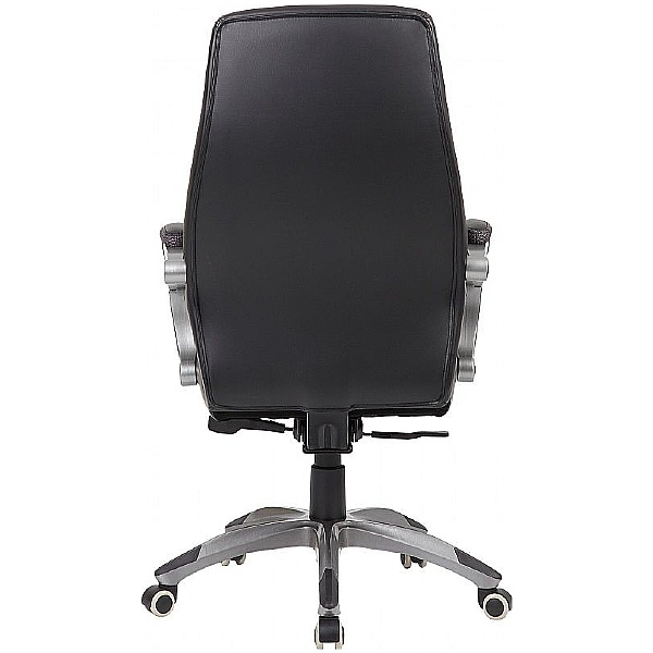 Berlin Synchronous Leather Manager Chair