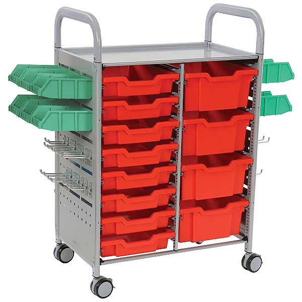 Gratnells MakerSpace Stem/Steam Double Trolley