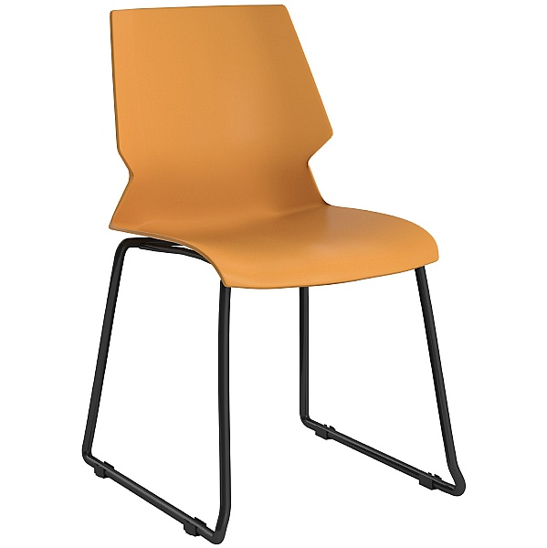 Titan Uni Skid Base Stacking Classroom Chair