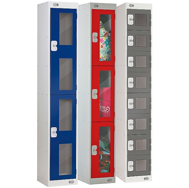 Insight Lockers With Biocote