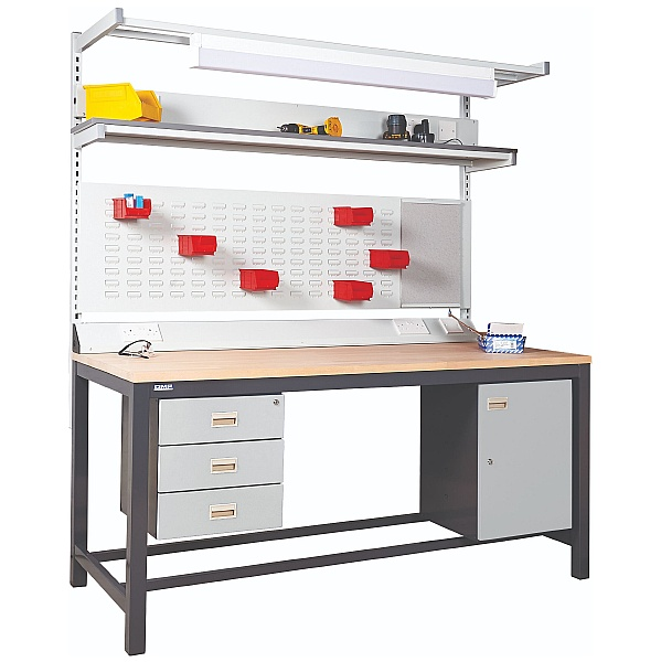 Express Heavy Duty Workbenches (1200Kg)