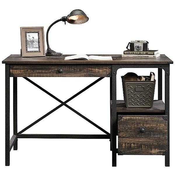 Arcadia Vintage Style Computer Desk