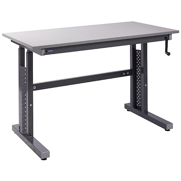 Budget Height Adjustable Workbench