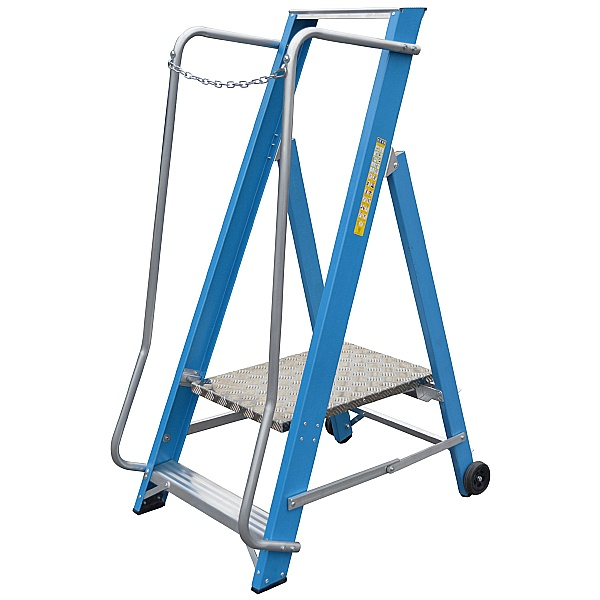 Lyte Glass Fibre Widestep Step Ladders