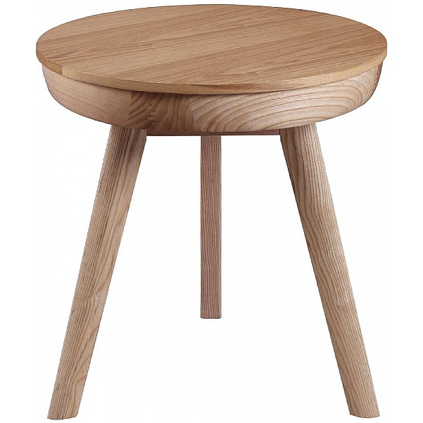 Pacific Round Lamp Table