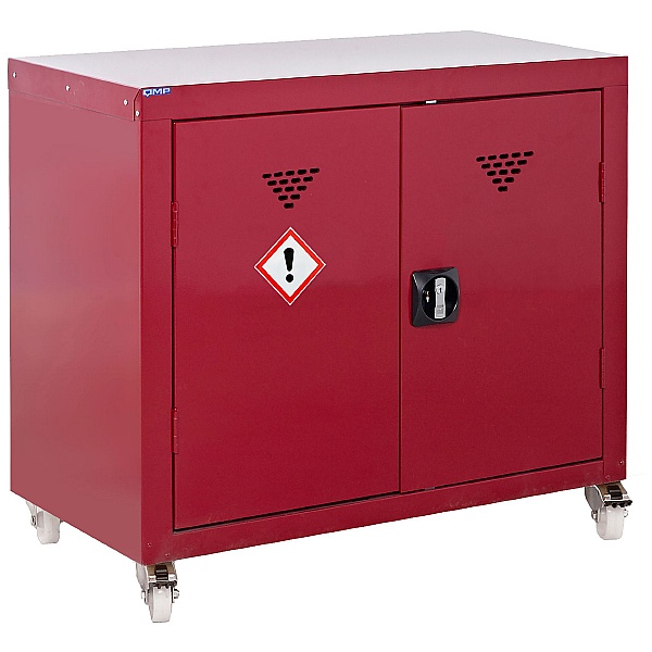 Pesticide & Agrochemical Mobile Cupboards