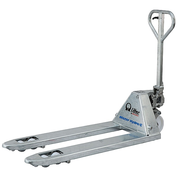 Pramac Mr Hydro GSG 2500kg Galvanised Pallet Trucks