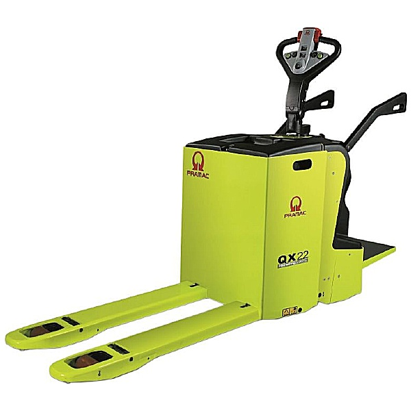 Pramac QX22 2200kg Electric Pallet Trucks