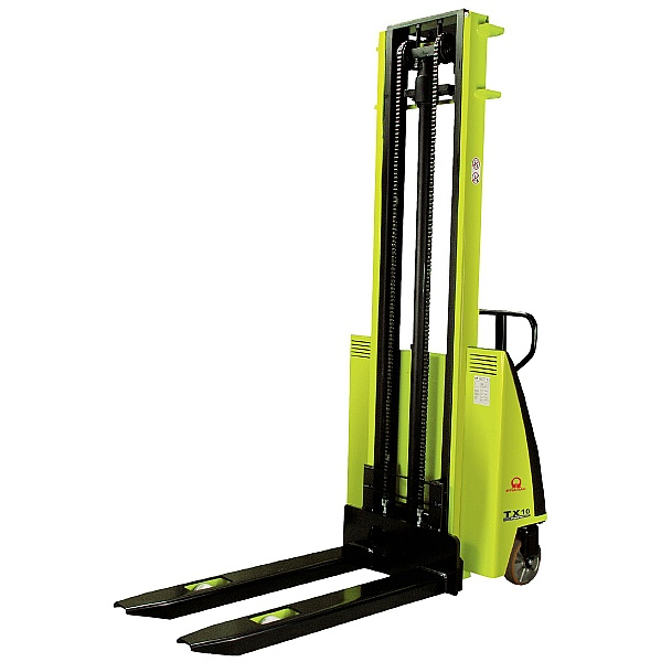 Pramac TX 1000 Series Semi Electric Pallet Stackers - 1000kg Capacity