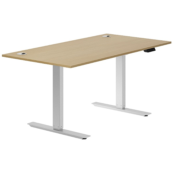 NEXT DAY Kaleidoscope II Sit-Stand Rectangular Desks