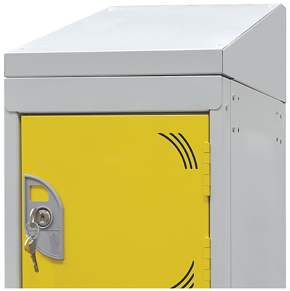 Select Lockers With Germ Guard