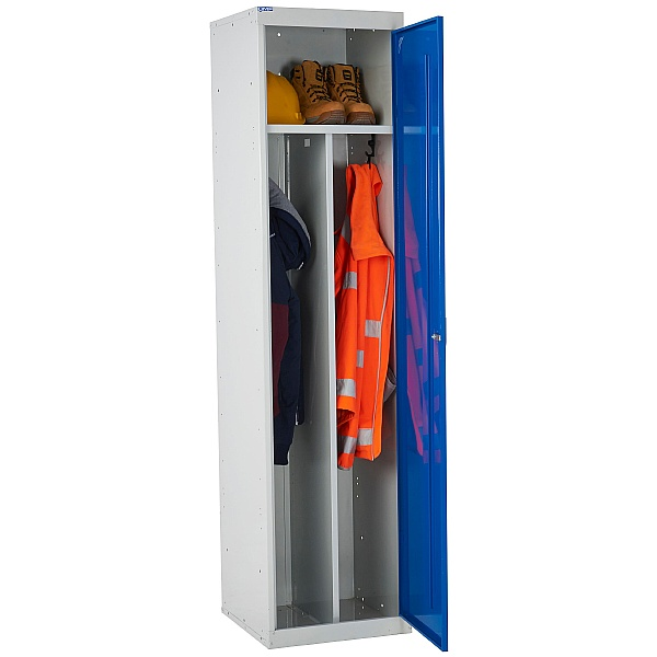 Select Clean And Dirty Lockers With Germ Guard