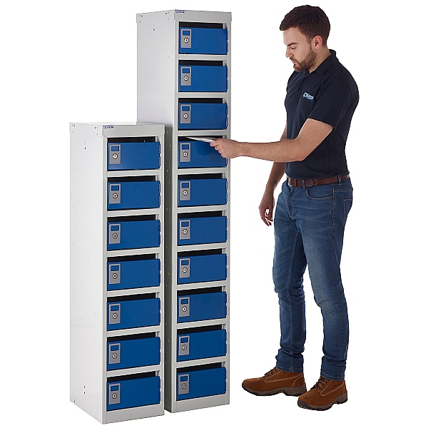 Select Post Box Lockers With Germ Guard
