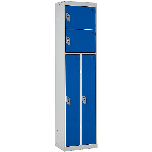Select Duo Lockers With Germ Guard