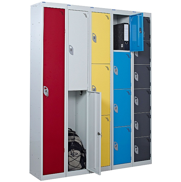 Select Standard Coin Return Lockers With Germ Guard