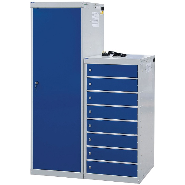 Select Laptop And Tablet Charging Lockers With Germ Guard