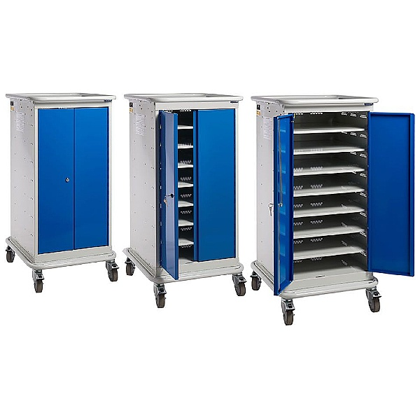 Select Laptop And Tablet Charging Trolleys with Germ Guard