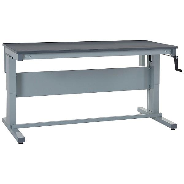 Premium Height Adjustable ESD Workbenches