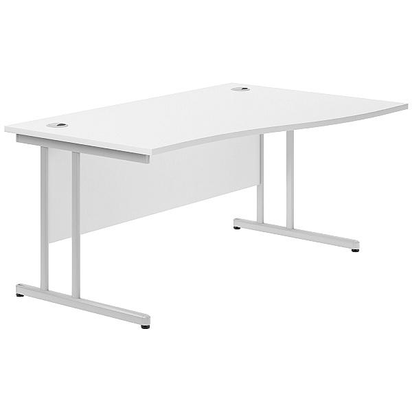 NEXT DAY Pure Cantilever Wave Desks