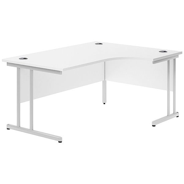 NEXT DAY Pure Cantilever Ergonomic Desks