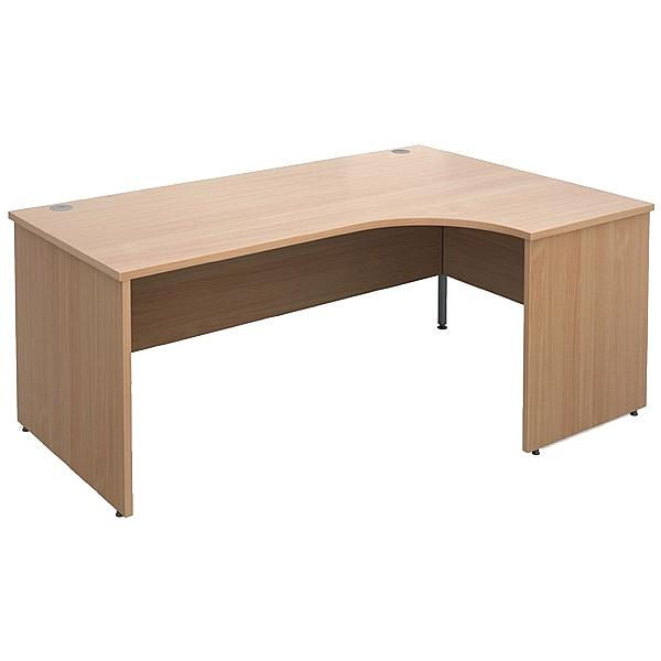 Braemar Pro Panel End Ergonomic Desks