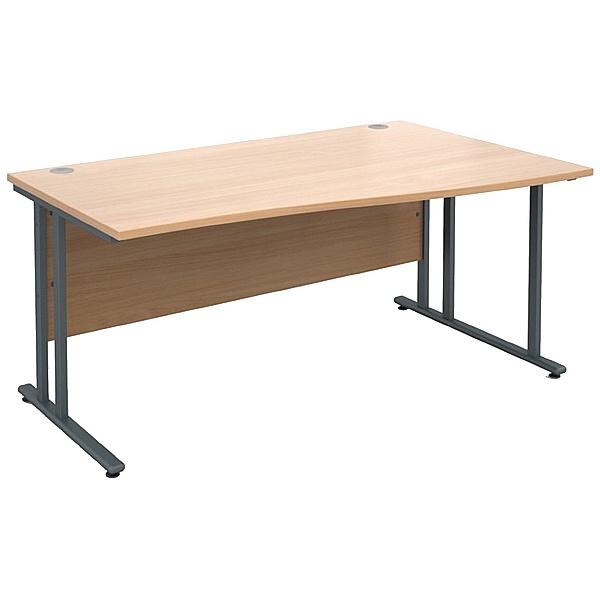 Braemar Pro Cantilever Wave Desks