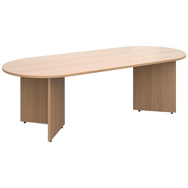 Braemar Pro D-End Boardroom Table
