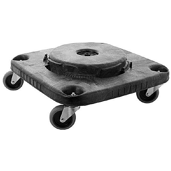 Square Dolly for Brute Square Waste Containers