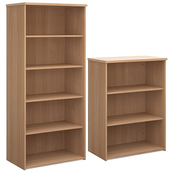 Everyday Large Volume Wooden Bookcases