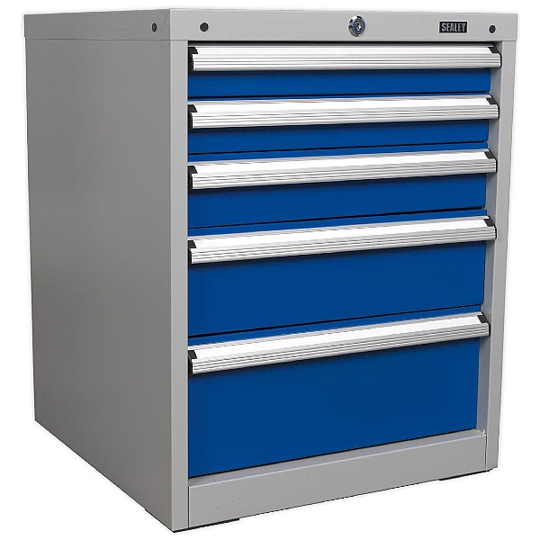 Sealey 5 Drawer Industrial - 565W x 580D x 700H - Model B