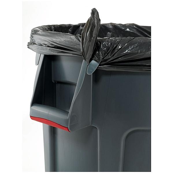 Brute Round Waste Container 208.2L