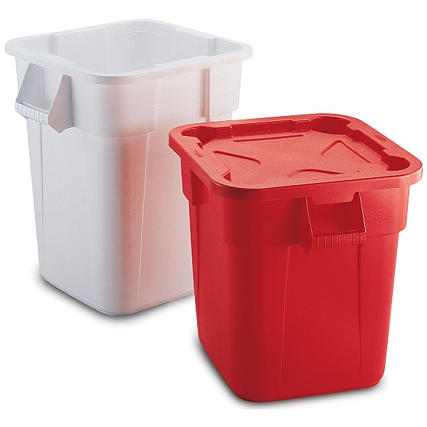 Brute Square Waste Container 106L