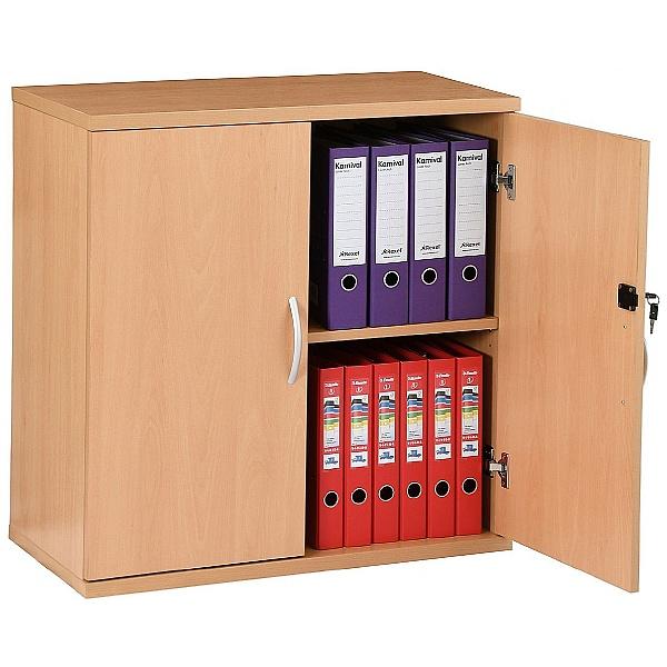 Karbon Desk High Office Cupboard