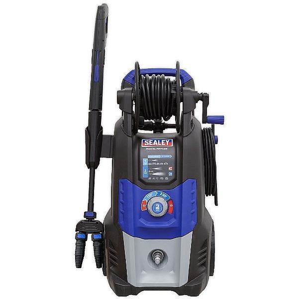 Sealey Pressure Washer 150bar 810L/hr Twin Pump With TSS & Rotablast Nozzle