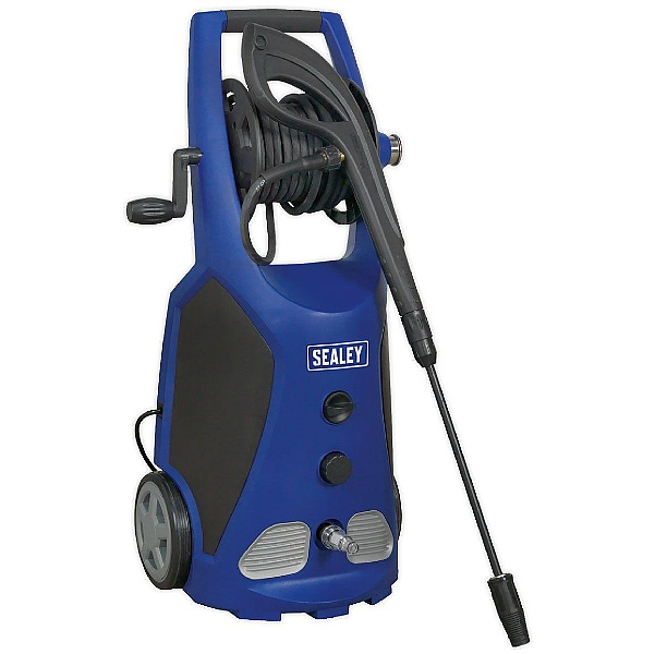 Sealey Professional Pressure Washer 140bar with TSS & Rotablast Nozzle